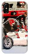 Automobile Racing IPhone X / XS Case