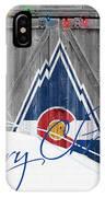 Colorado Rockies IPhone Case