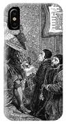 Henry Viii (1491-1547) IPhone Case