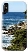 17 Mile Drive Iv IPhone Case