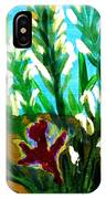 My Flowers IPhone Case