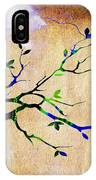 Tree Branch Collection IPhone Case