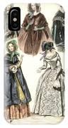 Women's Fashion, 1842 IPhone Case