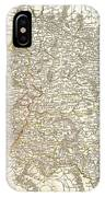 1771 Zannoni Map Of Poland And Lithuania IPhone Case