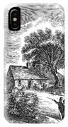 Daniel Webster (1782-1852) IPhone Case