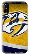 Nashville Predators IPhone Case