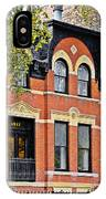 1817 N Orleans St Old Town Chicago IPhone Case