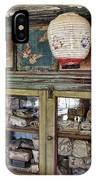 1860's Chinese Mercantile Shop - Montana IPhone Case
