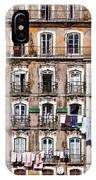 18th Century Building In Lisbon IPhone Case