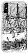 Boston Tea Party, 1773 IPhone Case