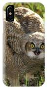 Nature And Wildlife IPhone Case