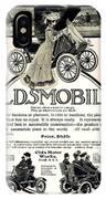 1904 - Oldsmobile Automobile Advertisement IPhone Case