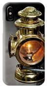1907 Stanley Steamer - Sidelight IPhone Case