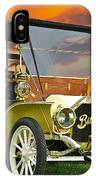 1910 Buick Roadster - Runabout IPhone Case
