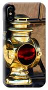1910 Pope Hartford Model T Lamp IPhone Case