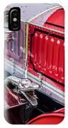 1912 Rolls-royce Silver Ghost Rothchild Et Fils Style Limousine Snake Horn -0711c IPhone Case