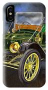 Stanley Steamer IPhone Case