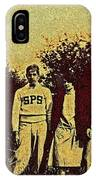 1920s Golf IPhone Case