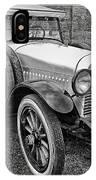 1921 Hudson-b-w IPhone Case