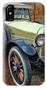 1921 Hudson-featured In Vehicle Enthusiasts And Comfortable Art And Photography And Textures Groups IPhone Case