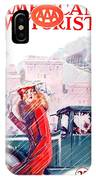 1927 - American Motorist A A A  April Magazine Cover - Color IPhone Case