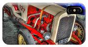 1927 Chevy Dirt Racer IPhone Case