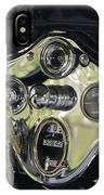 1928 Ford Model A Tudor Interior IPhone Case