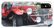 1929 Mercedes Benz Front And Side View IPhone Case