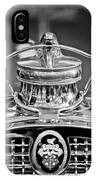1929 Packard 8 Hood Ornament 4 IPhone Case