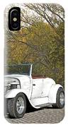 1930 Ford Roadster IPhone Case