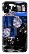 1930 Packard Limousine IPhone Case