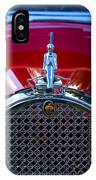 1930 Packard Model 734 Speedster Runabout IPhone Case