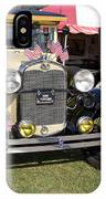 1931 Ford Model-a Car IPhone Case