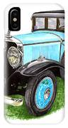 1931 Studebaker President IPhone Case
