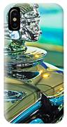 1933 Stutz Dv-32 Hood Ornament IPhone Case