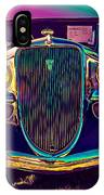1934 Ford Front IPhone Case