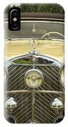 1936 Mercedes Benz IPhone Case