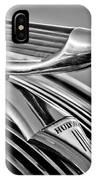 1937 Hudson Terraplane Sedan Hood Ornament 3 IPhone Case