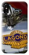 1937 Lagonda IPhone Case
