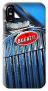 1939 Bugatti Type 57c IPhone Case