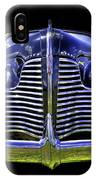 1940 Buick IPhone Case