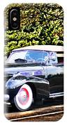 1940 Cadillac Coupe Convertible IPhone Case