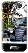 1940 Cadillac Coupe IPhone Case