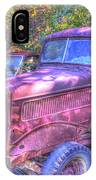 1940s Pickup Truck IPhone Case