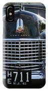 1941 Cadillac Front End IPhone Case
