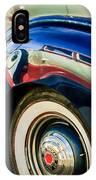 1941 Packard 110 Deluxe -1092c IPhone Case