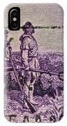 1942 Kentucky Statehood Stamp IPhone Case