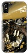 1942 Wla Harley Davidson IPhone Case