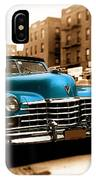 1947 Cadillac Convertible IPhone Case