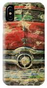 1949 Red Ford Coupe IPhone Case